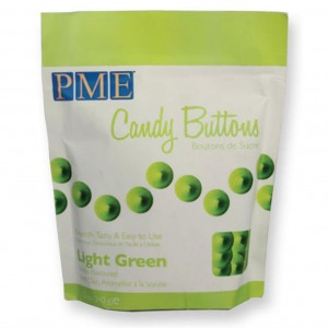 PME Candy Buttons Light Green