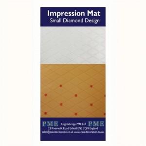 PME PRÄGEMATTE SMALL DIAMOND DESIGN 15*30CM
