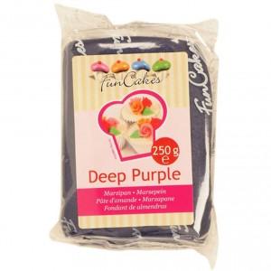 Funcakes Marzipan Deep Purple 250Gramm