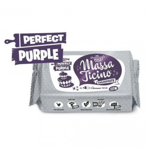 Massa Ticino Tropic Rollfondant Violett 250g