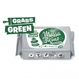 MASSA TICINO TROPIC ROLLFONDANT GREEN 250g