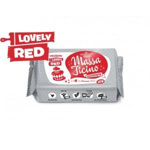 MASSA TICINO TROPIC ROLLFONDANT RED 250g