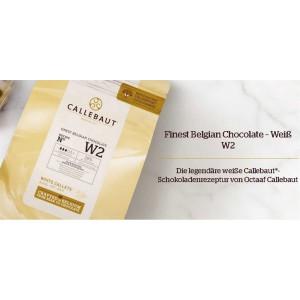 Callebaut Schokolade W2 28% 10kg