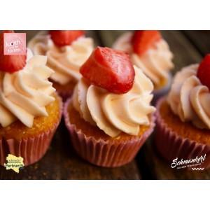 JW Mini CupCake Erdbeere