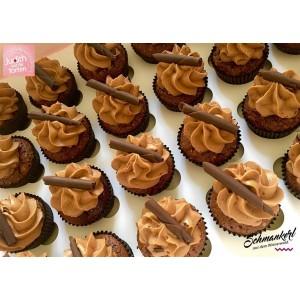 JW Mini CupCake Schokolade Glutenfrei