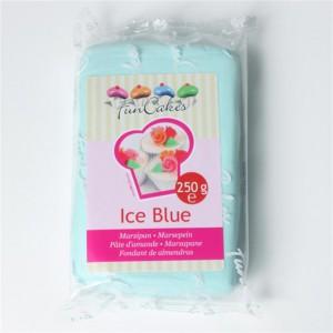 Funcakes Marzipan Ice Blau 250Gramm
