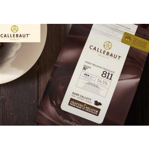 Callebaut Schokolade 811 54,5% 2,5kg