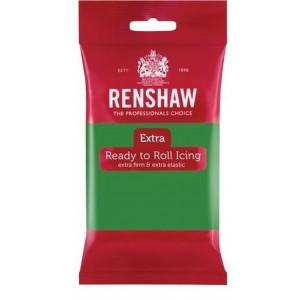 Renshaw Extra Rollfondant Green 250g