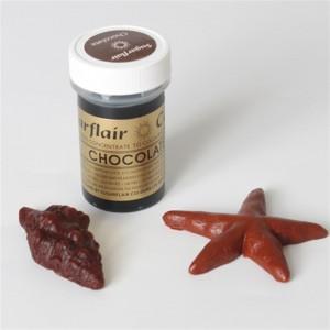 Sugarflair Gelfarbe Chocolate 25g
