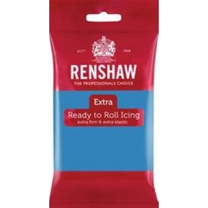Renshaw Extra Rollfondant Turquoise 250g
