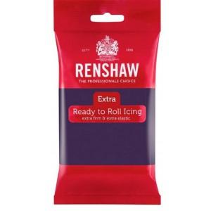 Renshaw Extra Rollfondant Deep Purple 250g