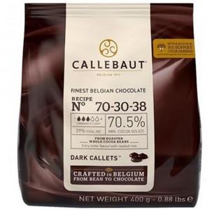 Callebaut Schokolade 70% 400g