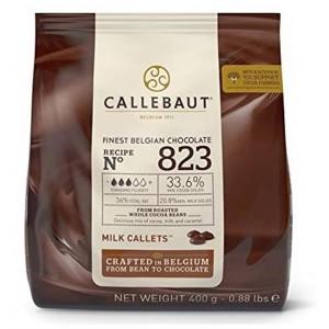Callebaut Schokolade 823 33,6% 400g