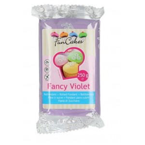 Funcakes Rollfondant Fancy Violet 250g