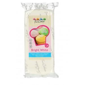Funcakes Rollfondant Bright White 1kg