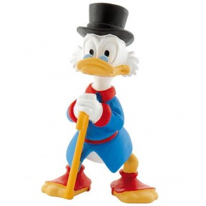 DISNEY FIGUR DAGOBERT DUCK