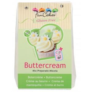 Funcakes Mix für Buttercreme Glutenfrei 500Gramm