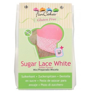 FUNCAKES MIX FÜR LACE DECOR GLUTENFREI 400G