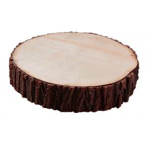 Tortenständer Holzoptik 20*4,5cm