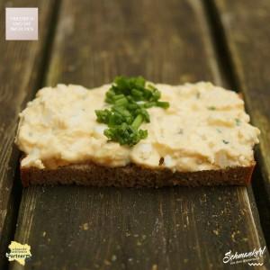 Ei-Schnittlauch Brötchen Vegetarisch 1Stück